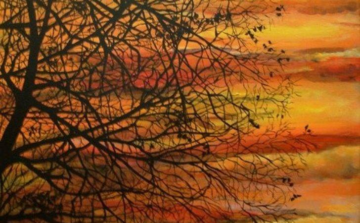 Abstract Paintings Beginners Guide Acrylic Painting