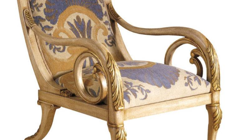 Acanto Armchair Traditional Armchairs Accent Chairs