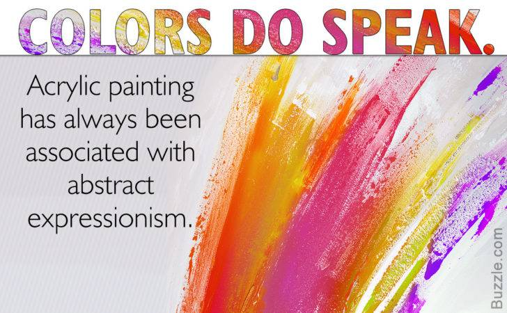 Acrylic Painting Tips Techniques Really Need Know
