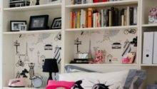 Add Clever Storage Transform Teenage Girl Bedroom