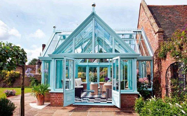 Add Conservatory Orangery Sunroom Period Living