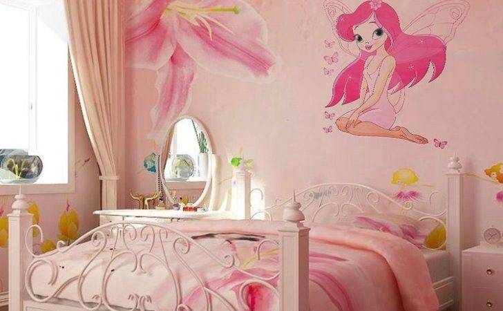 Adorable Wall Stickers Girl Bedrooms Atzine