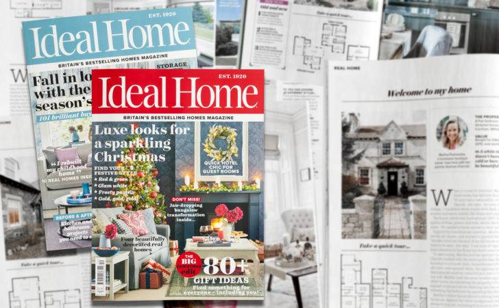 Agency Service Ideal Home Magazine Core Contributor
