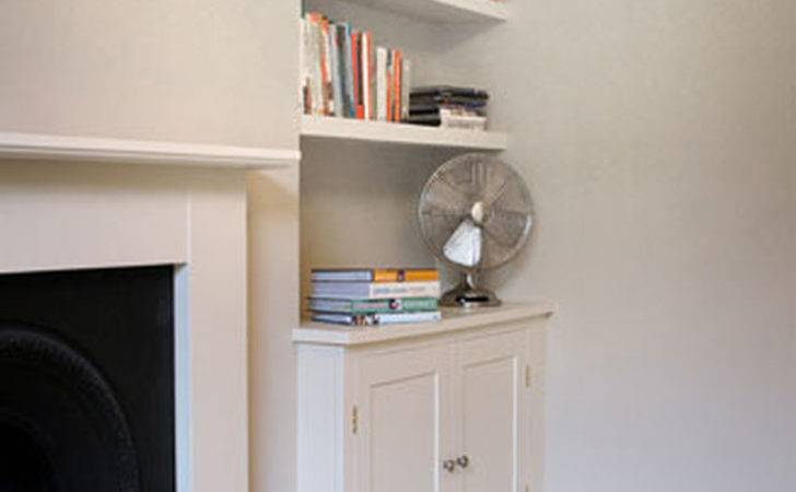 Alcove Cupboards Shelves Carpentry Joinery Job