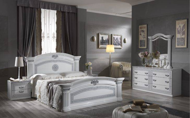 Alexandra White Mcs Classic Bedrooms Italy Collections