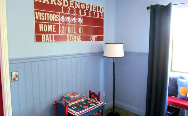 All Star Sports Themed Room Traditional Kids San