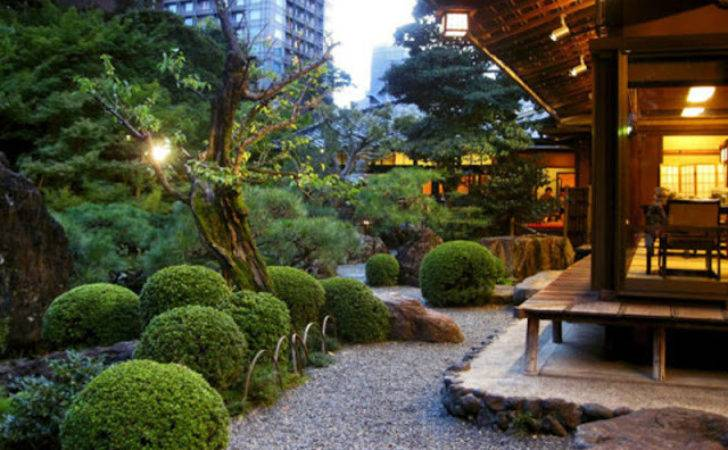 Amazing Beautiful Japanese Garden Home Design