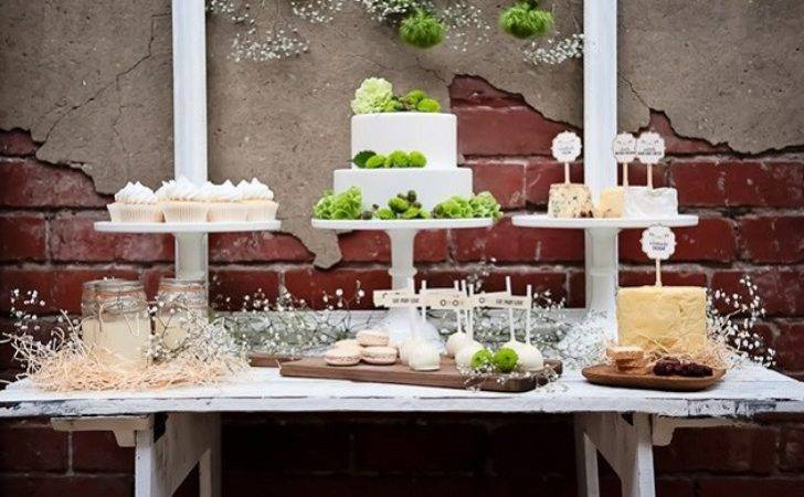 Amazing Cheese Table Displays Celebrations Home