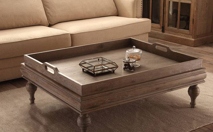 Amazing Country Style Coffee Tables European French