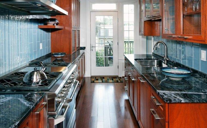 Amazing Galley Kitchen Design Ideas Layouts