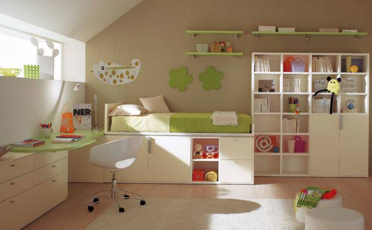 Amazing Kids Room Designs Italian Designer Berloni