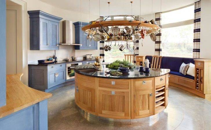 Amazing Yet Unusual Kitchen Designs