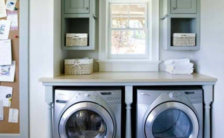 Amazingly Inspiring Small Laundry Room Design Ideas