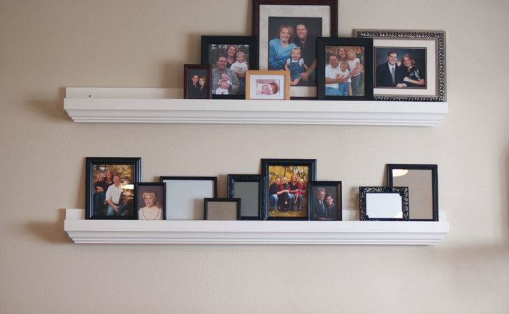 Ana White Ten Dollar Ledges Fancied Diy Projects