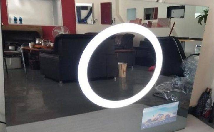 Android Wall Mounted Magic Mirror Television Looks