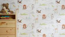 Animal Themed Kids Contemporary Decor