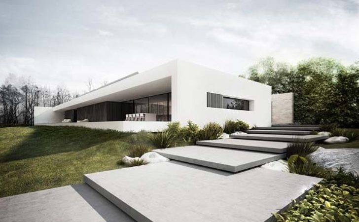 Another Minimal House Expressing Awe