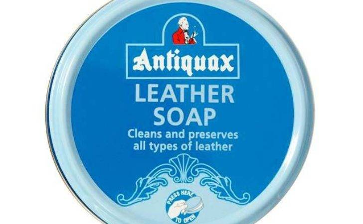 Antiquax Leather Cleaning Saddle Soap Cleans