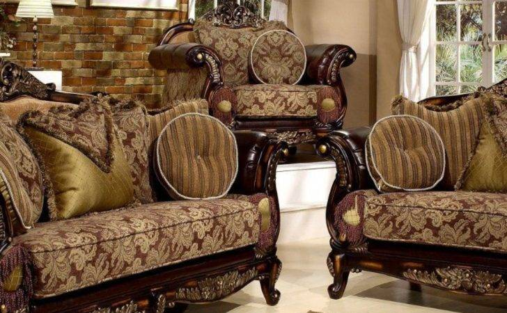 Antique Style Sofas Living Room Decorspot