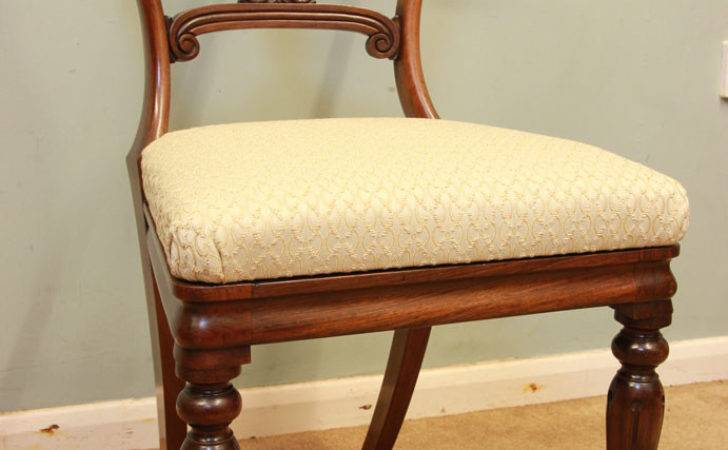 Antique Victorian Bedroom Chair Dressing Table