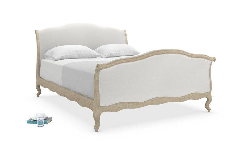 Antoinette French Sleigh Bed Loaf