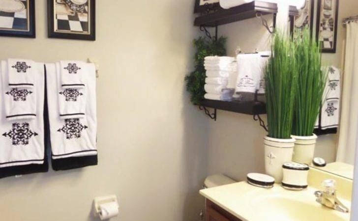 Apartment Bathroom Dollar Stores Organize Style