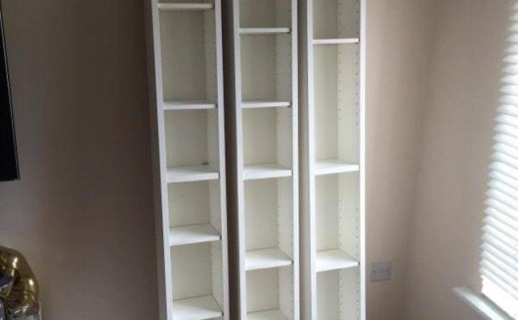 Apartment Storage Billy Bookcases
