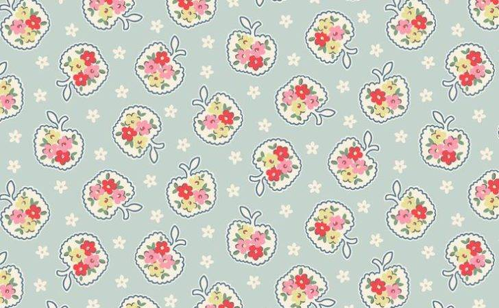 Apple Ditsy Fun Fruity New Take Our Classic Floral