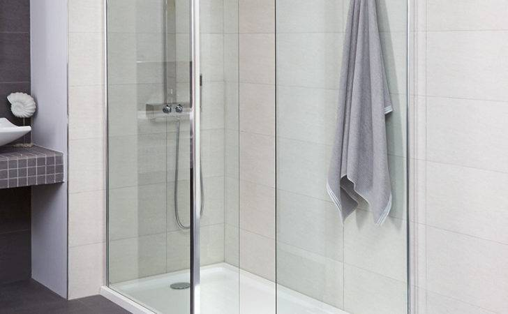 Aqualine Walk Shower Enclosure Tray
