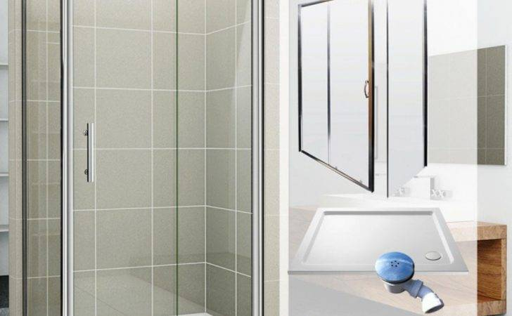 Aquaspa Deluxe Sliding Shower Enclosure
