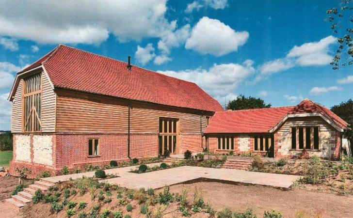 Architects Barn Conversions Sussex Surrey Kent