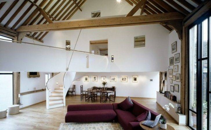 Architecturally Striking Barn Conversion Surrey