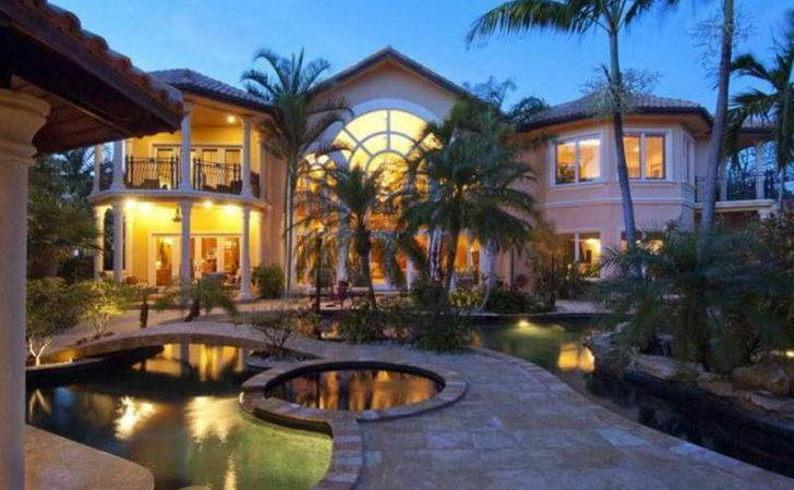 Architecture Beautiful Houses Florida House