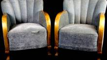 Art Deco Armchairs Sale
