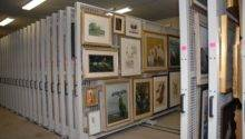 Art Storage Solutions Mcmurray Stern