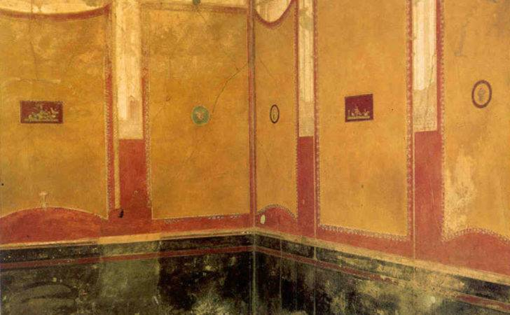 Article Four Styles Roman Wall Paintings