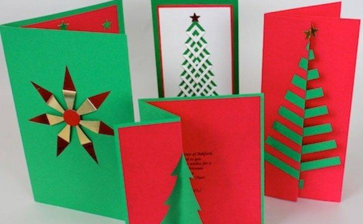 Ashbee Design Diy Christmas Cards Pierced Designs