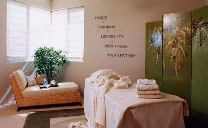 Asian Home Decor Ideas Spa Treatment Rooms Room Decorating