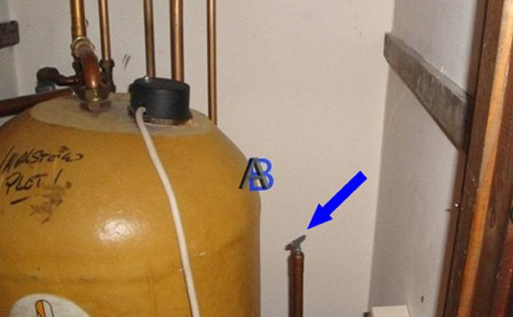 Ask Builder Draining Refilling Central Heating