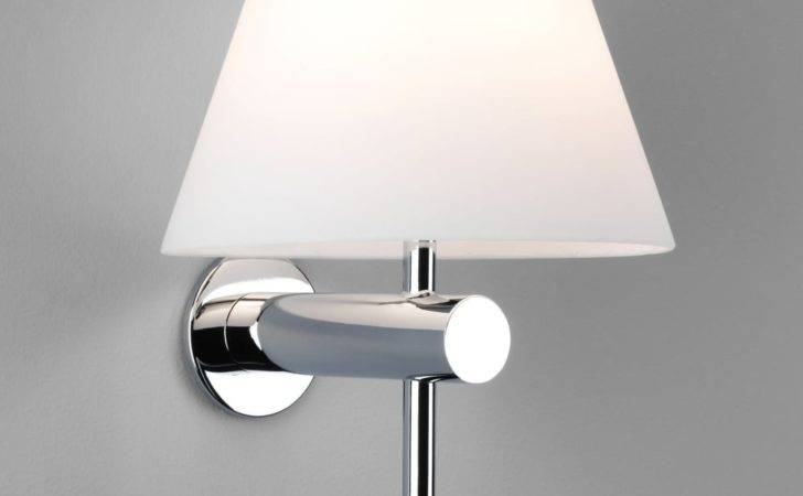 Astro Lighting Roma Bathroom Wall Light Polished