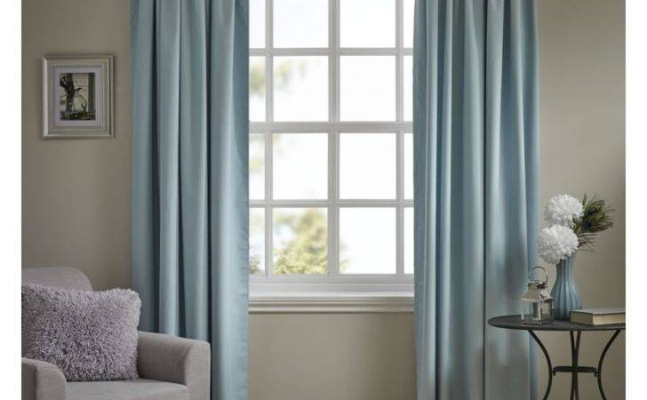 Attach Blackout Lining Eyelet Curtains Curtain