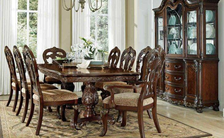 Attachment Traditional Formal Dining Room Sets