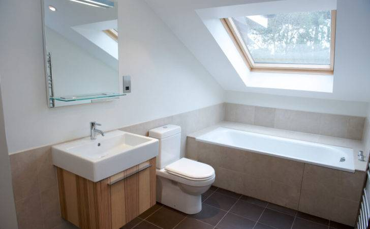 Attic Bathroom Ideas Designs