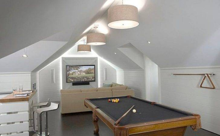Attic Conversion Ideas Flawless Makeover