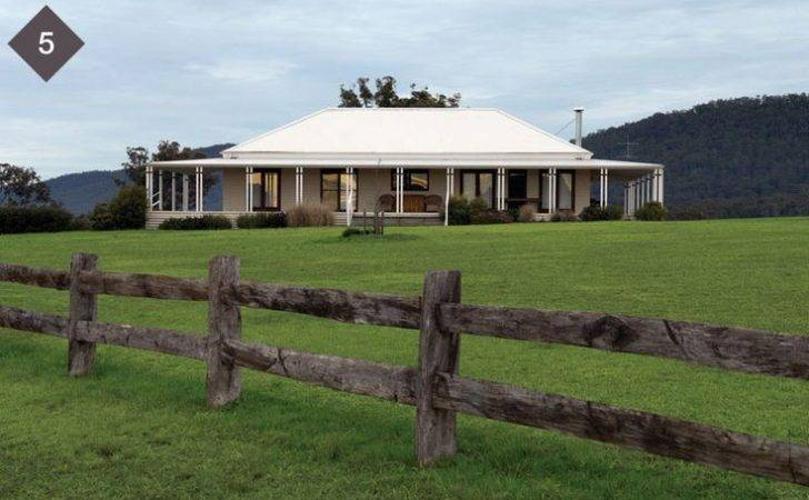 Australian Country Homestead Manor