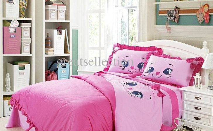 Awesome Cute Bed Sets Queen Girls Bedroom Style Ideas