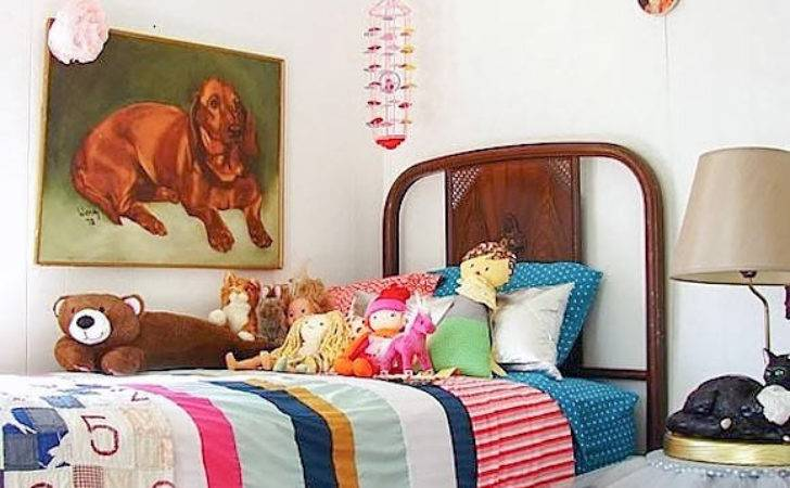 Awesome Eclectic Kids Room Design Ideas