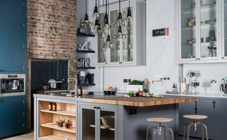 Awesome Industrial Kitchen Ideas