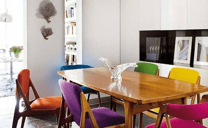 Awesome Rainbow Colors Interior Design Ideas