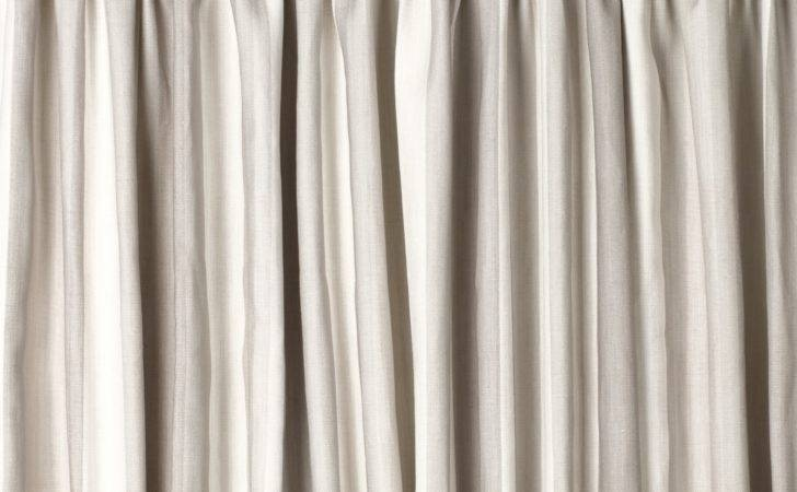 Awning Stripe Dove Grey Pencil Pleat Ready Made Curtains